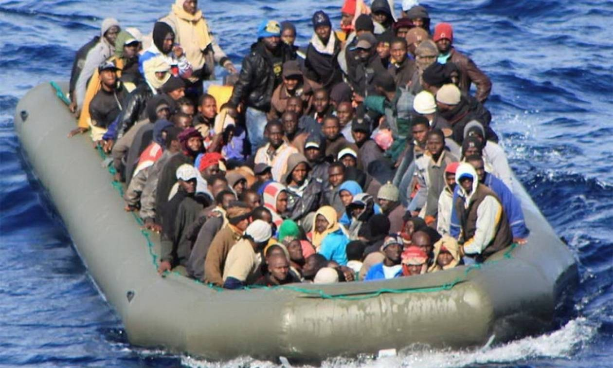 Μεσόγειος: Εντοπίστηκε άδεια λέμβος στην οποία μπορεί να επέβαιναν δεκάδες μετανάστες