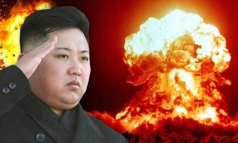 Παγκόσμιος τρόμος: O Κιμ Γιονγκ Ουν έτοιμος να δώσει εντολή για πυρηνική δοκιμή