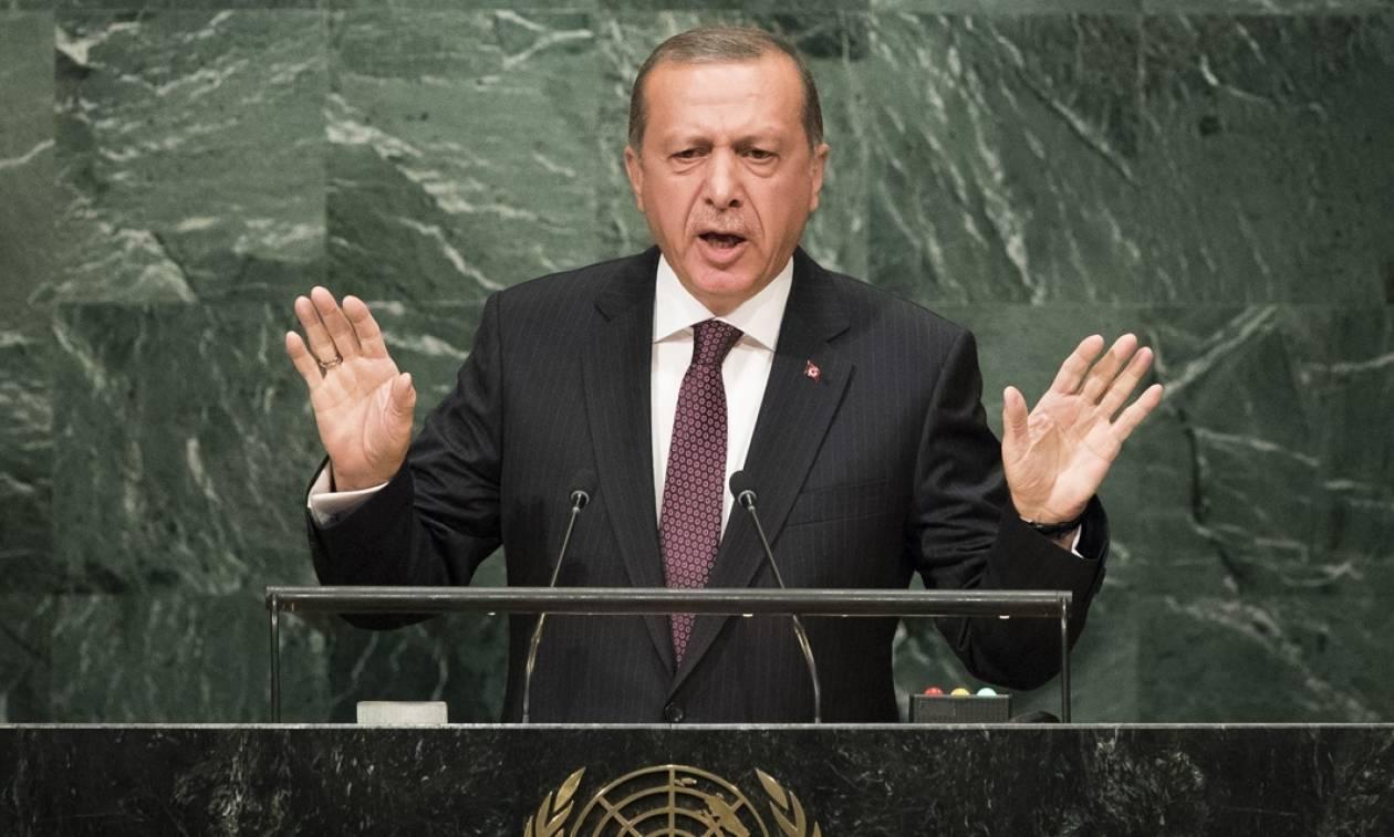Αποτέλεσμα εικόνας για Ερντογάν ΟΗΕ