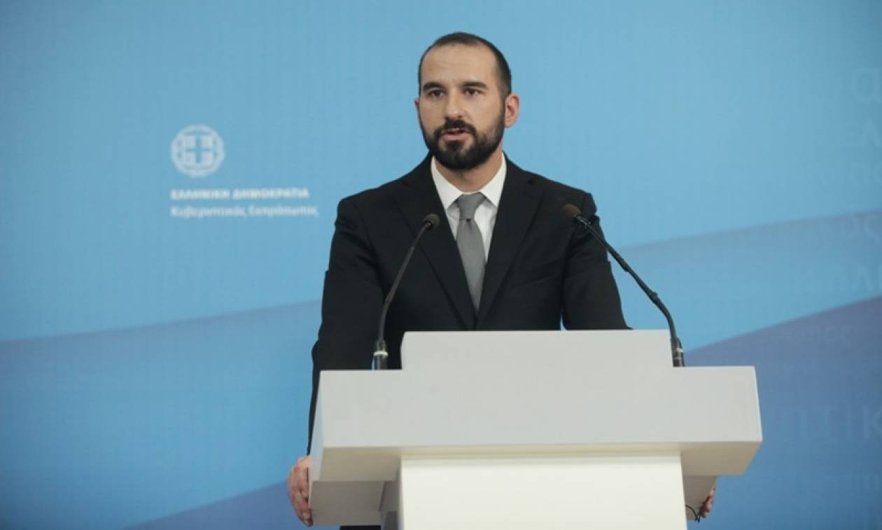 Τζανακόπουλος προς ΝΔ: Να πάτε στο Χίλτον να συμπαρασταθείτε στο ΔΝΤ