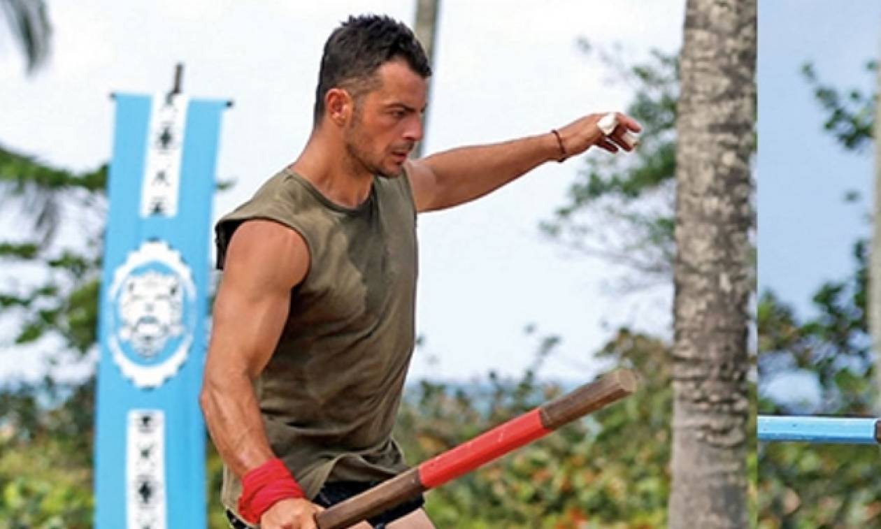 Survivor: Οταν ο... Μαχητής Ντάνος σάρωνε τους Διάσημους (video)