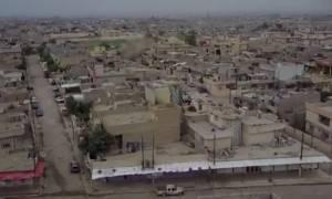Αποκλειστικό CNNi: Θάνατος και ισοπέδωση – Η ρημαγμένη Μοσούλη από ψηλά