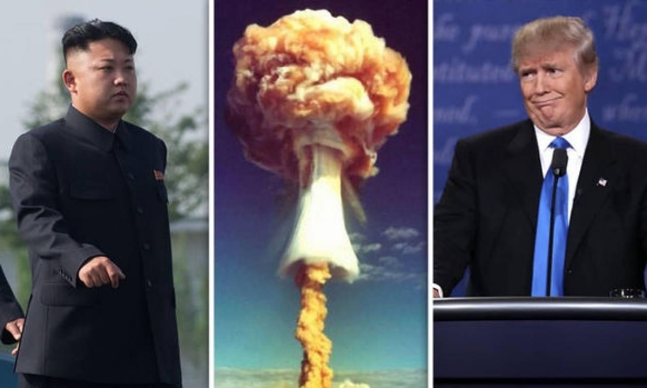 Τουλάχιστον ένα εκατομμύριο νεκροί το κόστος ενός πολέμου Τραμπ - Κιμ Γιονγκ Ουν