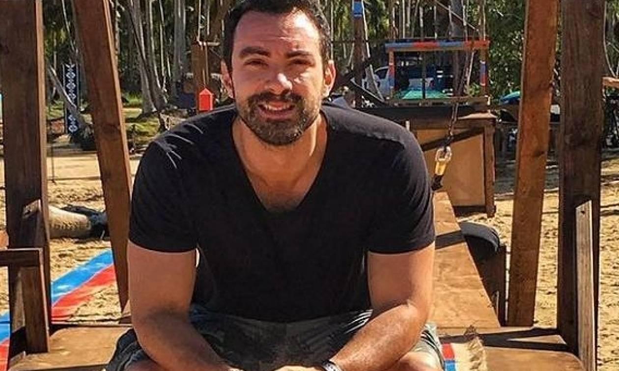 Απίστευτη φωτογραφία! Ο παρουσιαστής του Survivor είναι... Yolo Guy (Photo)