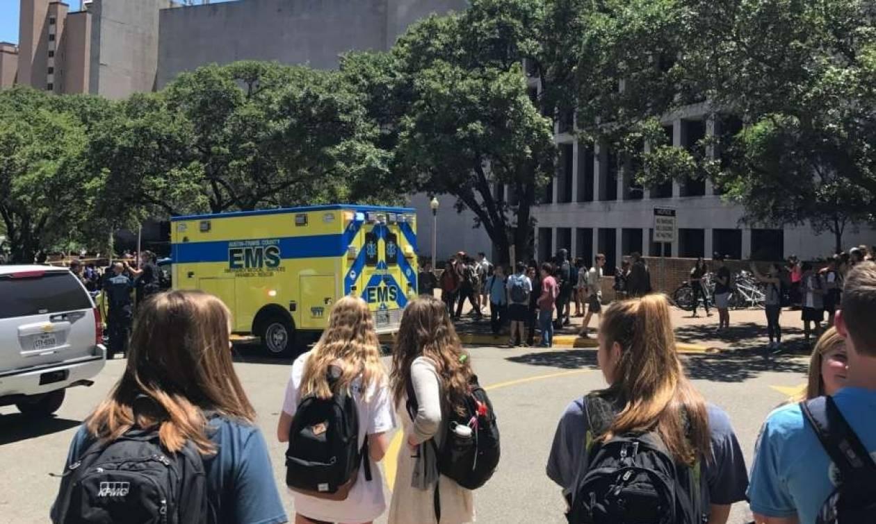 Επίθεση με μαχαίρι στο Πανεπιστήμιο του Τέξας στο Όστιν - Ένας νεκρός (pics)