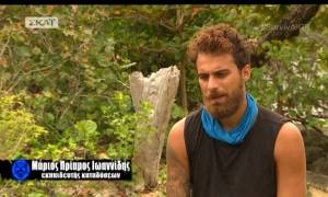 Survivor - Μάριος Πρίαμος Ιωαννίδης: «Είμαι δυστυχισμένος»