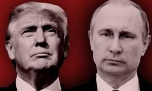 Τηλεφωνική συνομιλία Τραμπ με Πούτιν