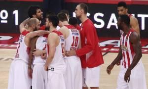 Euroleague: «Τσεκάρει» εισιτήριο για Πόλη ο Ολυμπιακός