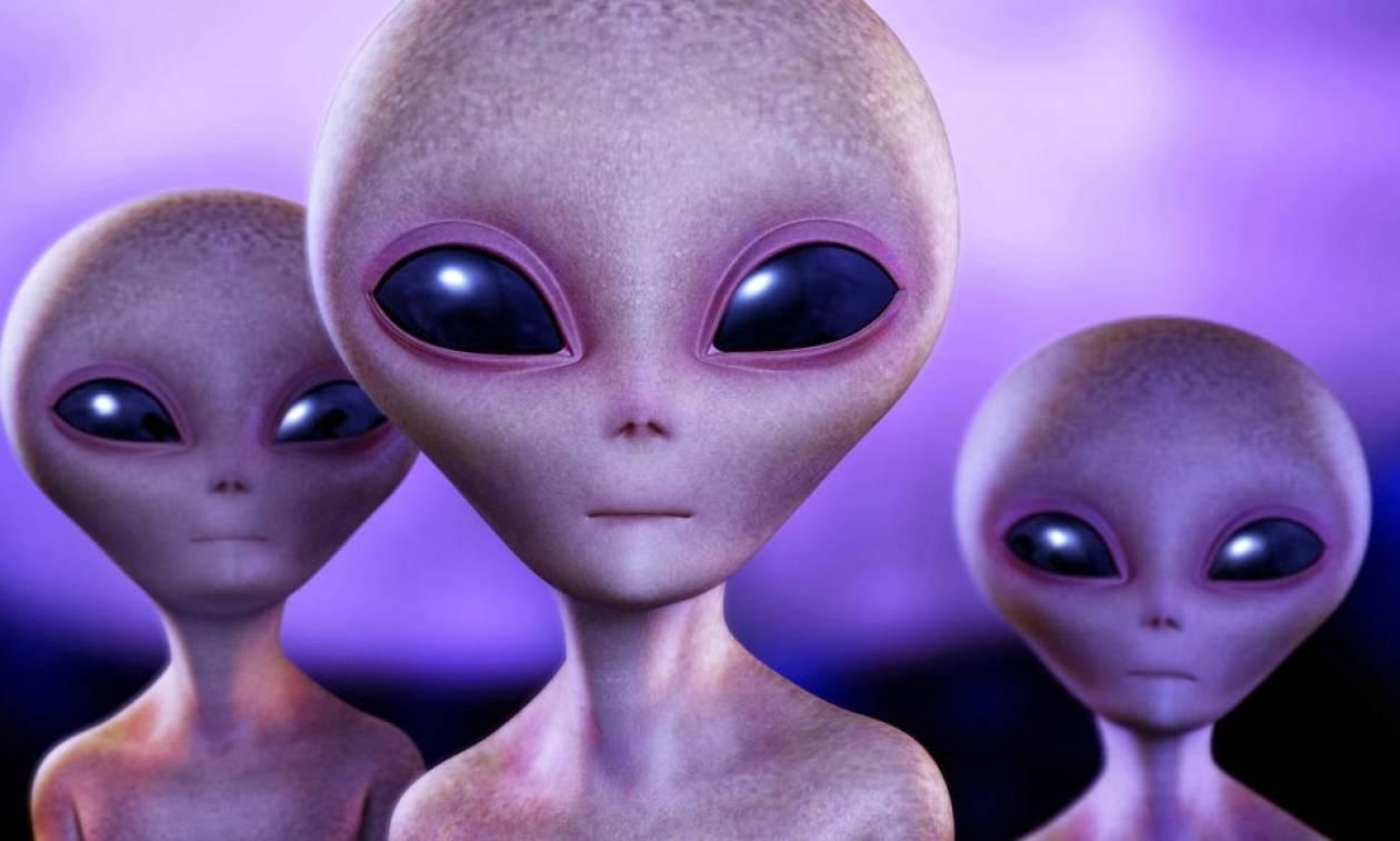 Αποκάλυψη! Οι εξωγήινοι ήρθαν στη Γη κι έφυγαν
