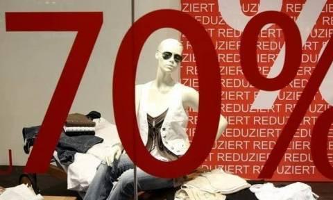 В Греции начались распродажи