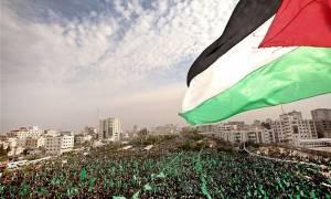 Η Χαμάς αποδέχεται για πρώτη φορά ένα παλαιστινιακό κράτος εντός των συνόρων του 1967