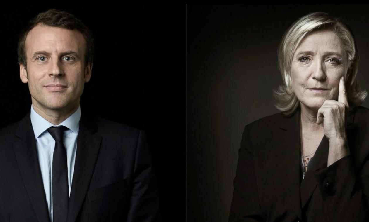 Εκλογές Γαλλία: Λεπέν ή Μακρόν; Τι δείχνουν οι τελευταίες δημοσκοπήσεις