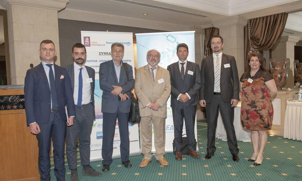 6ο Ενεργειακό Συνέδριο - Ενέργεια - Επενδύσεις - Τεχνολογία: Αναζητώντας ένα νέο μοντέλο ανάπτυξης
