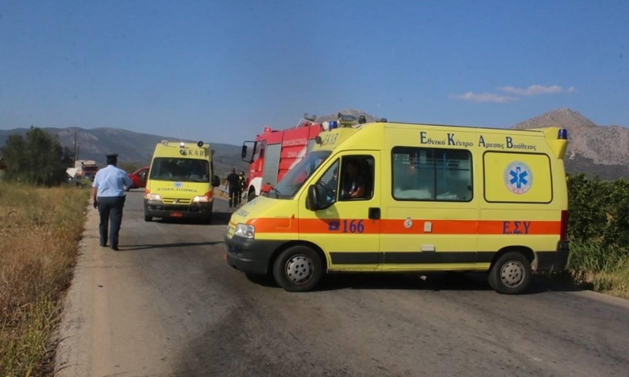 Τραγωδία με ηλικιωμένο άνδρα στη Λευκάδα: Κάηκε ζωντανός