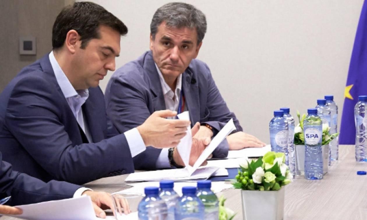 Κυβέρνηση ΣΥΡΙΖΑ - ΑΝ.ΕΛ. : Συμφώνησαν 4ο μνημόνιο και... πανηγυρίζουν!