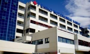 Λαμία: Με χτυπήματα στο νοσοκομείο παιδάκι 2 ετών - Συνελήφθη ο πατέρας