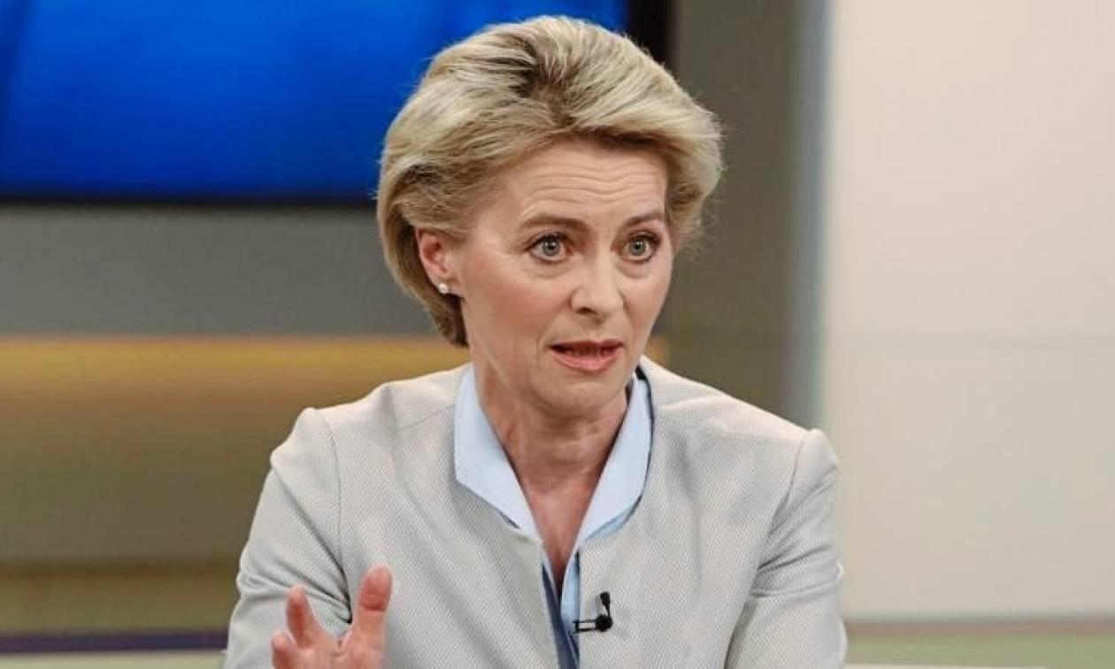 Η υπουργός Άμυνας της Γερμανίας ματαίωσε επίσκεψη στις ΗΠΑ