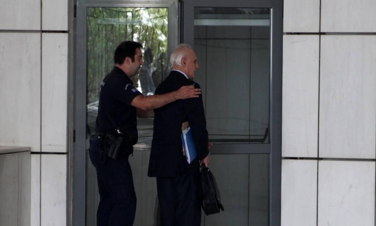 Νέα εμπλοκή στην αποφυλάκιση του Άκη Τσοχατζόπουλου