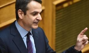 Μητσοτάκης: Ο Τσίπρας έγινε ο πρώτος μνημονιακός πρωθυπουργός που υπέγραψε δύο μνημόνια