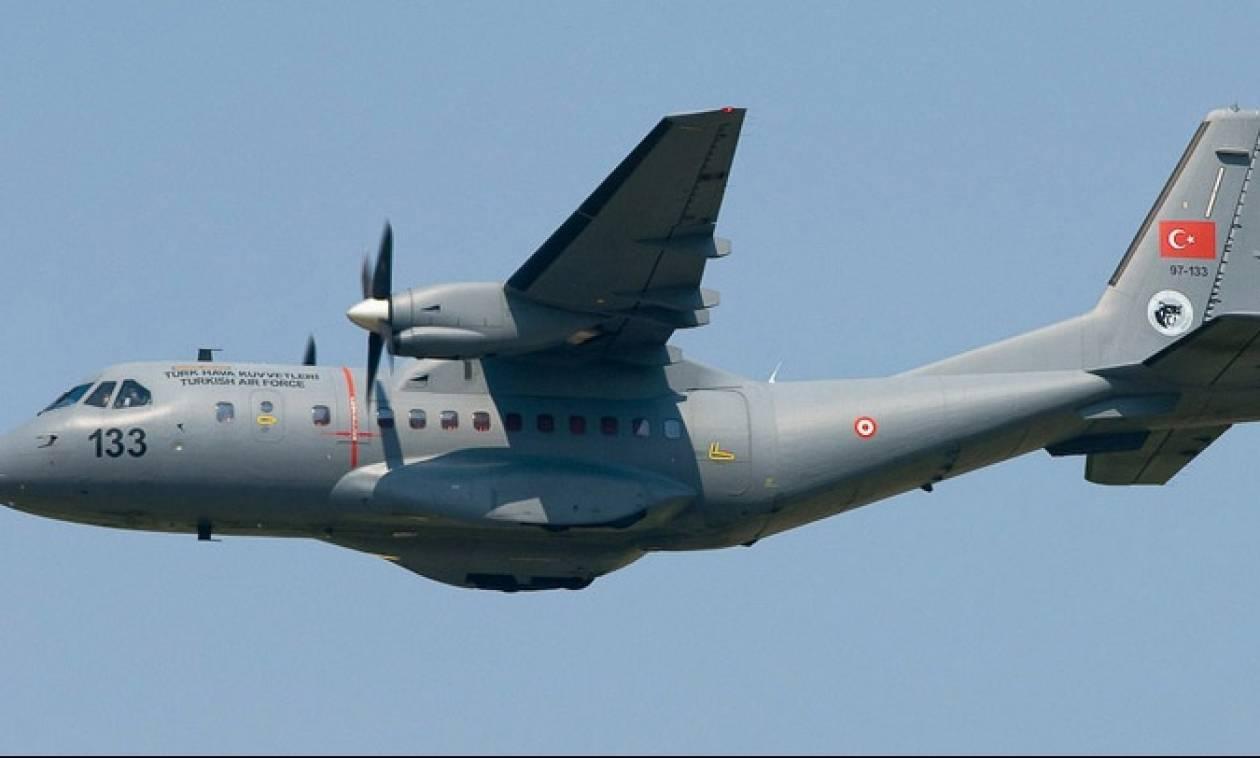 «Σαρώνει» το Αιγαίο η Τουρκία: Μπαράζ κατασκοπευτικών πτήσεων με 33 παραβιάσεις