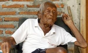 Πέθανε ο γηραιότερος άνθρωπος στον κόσμο σε ηλικία 146 ετών! (pics+vid)