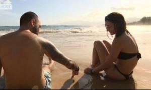 Survivor: Η Κολιδά δίνει τον Τσανγκ: «Ο Ορέστης είχε εκφράσει επιθυμία για sex»