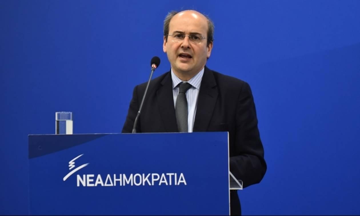 Χατζηδάκης: Δεν μας δεσμεύουν οι συμφωνίες της κυβέρνησης