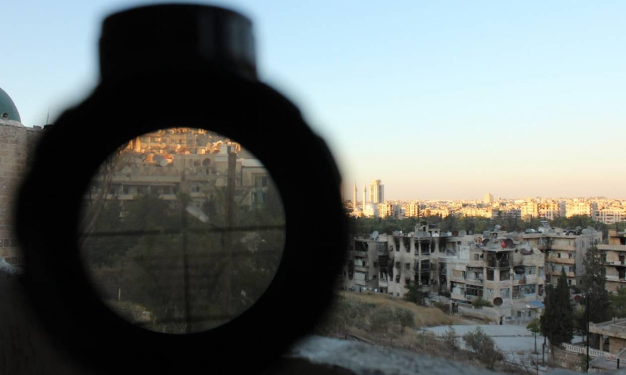 Συρία: Ρώσος στρατιωτικός σύμβουλος σκοτώθηκε από πυρά ελεύθερου σκοπευτή