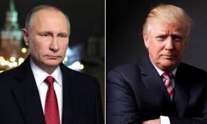 «Πολύ θετική η τηλεφωνική συνομιλία Πούτιν - Τραμπ»