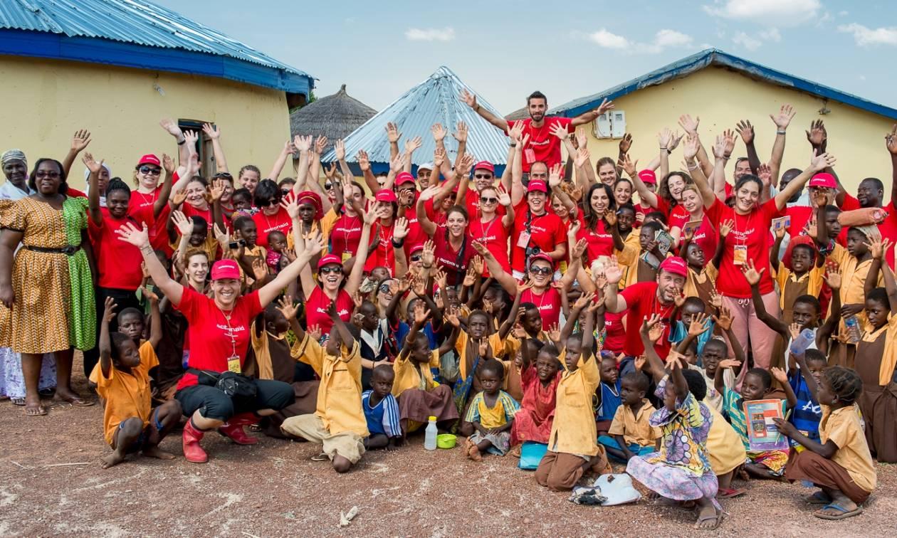 ActionAid: Δήλωσε συμμετοχή στο νέο ταξίδι αλληλεγγύης στην Γκάνα