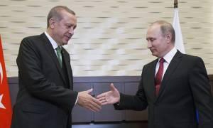 Ερντογάν σε Πούτιν: Ισλαμικό Κράτος, αλ Κάιντα και Κούρδοι του YPG είναι για μας το ίδιο (video)