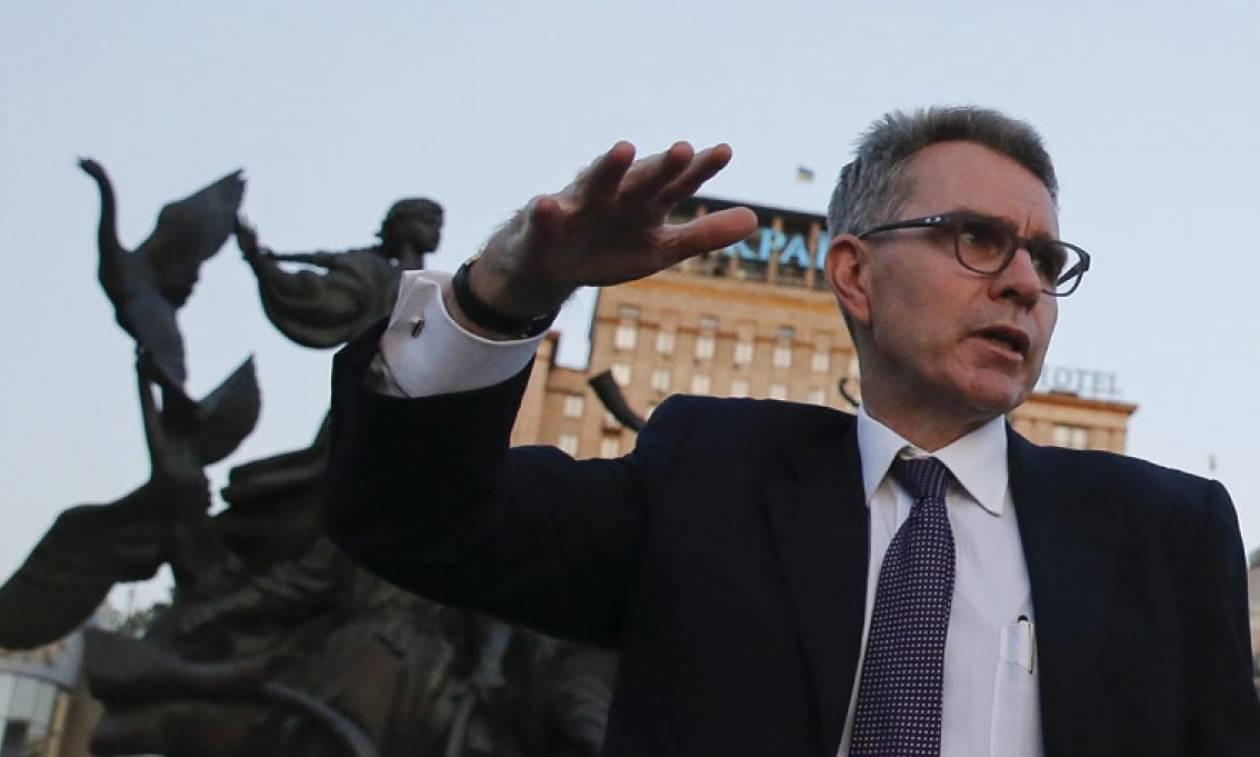 Πρέσβης ΗΠΑ: «Καταλύτης» η συμφωνία για την προσέλκυση επενδύσεων