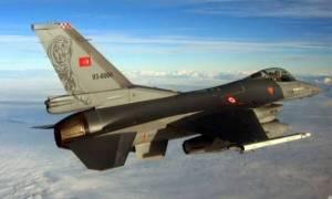 «Σουρωτήρι» ξανά το Αιγαίο: 9 παραβιάσεις από 12 τουρκικά αεροσκάφη