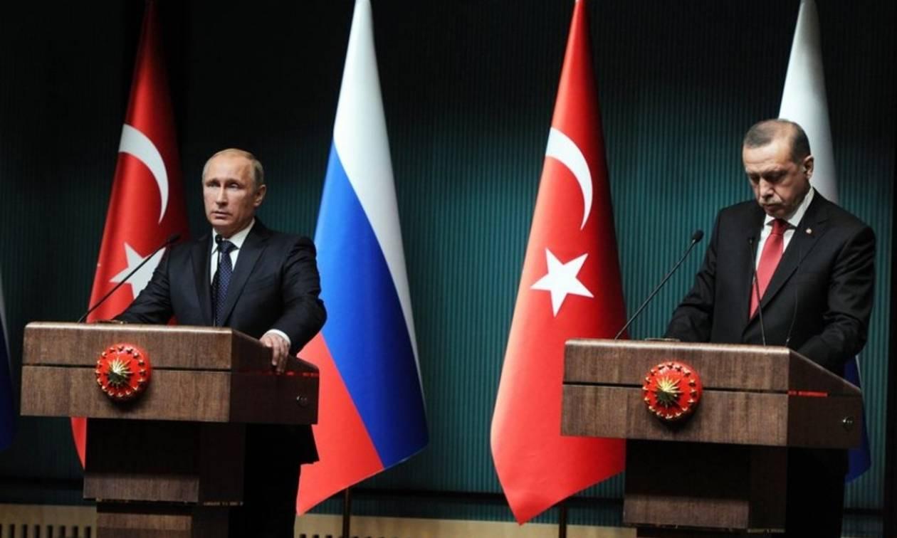 Συμφωνία Πούτιν - Ερντογάν: Η Τουρκία γίνεται πανίσχυρη με υπερσύγχρονα ρωσικά οπλικά συστήματα