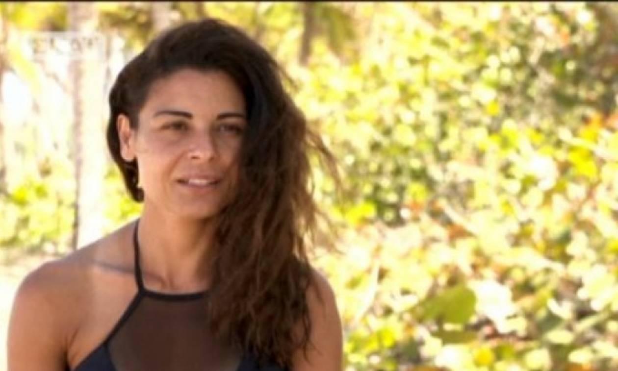 Survivor: Ποιος σήκωσε την μπλούζα της Ειρήνης Κολιδά; (video)