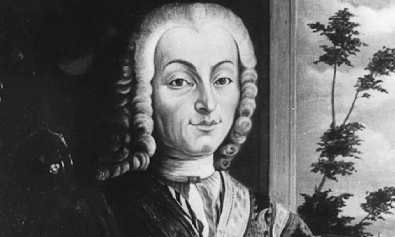 Σαν σήμερα το 1665 γεννήθηκε ο επινοητής του πιάνου Μπαρτολομέο Κριστοφόρι