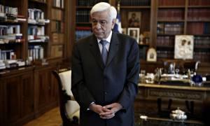 Παυλόπουλος: Φάρος πνεύματος και διαχρονικός εκφραστής της ευρωπαϊκής παράδοσης το ΕΚΠΑ