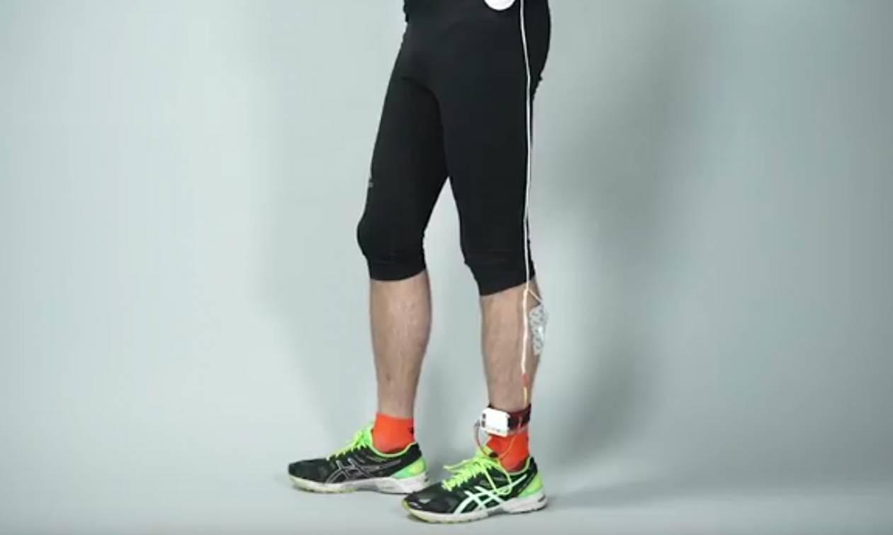 Αυτά τα παπούτσια σού κάνουν μίνι-ηλεκτροσόκ για να τρέχεις σωστά!