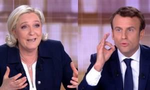 Εκλογές Γαλλία 2017: «Άναψαν» τα αίματα στο ντιμπέιτ Λεπέν-Μακρόν - Δείτε ποιος επικράτησε (Vids)