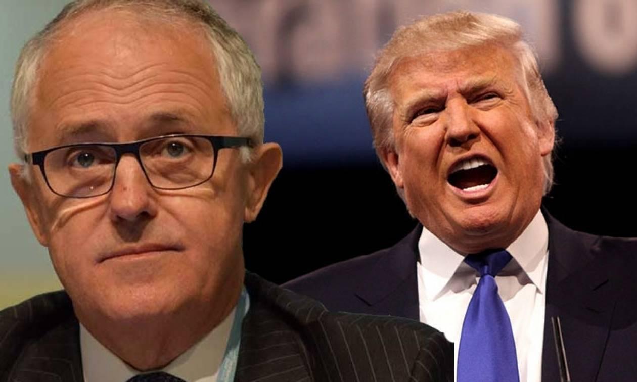 Συνάντηση Τραμπ - Τέρνμπουλ σε «περίεργο» κλίμα μετά τις «βαριές» κουβέντες που αντάλλαξαν