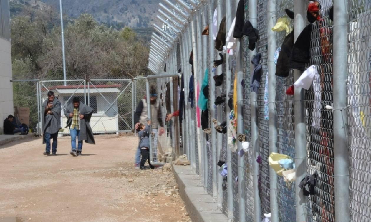 Χίος: Επεισόδια μεταξύ προσφύγων στον καταυλισμό της ΒΙΑΛ
