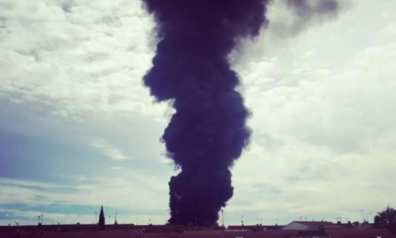 Συναγερμός στην Ισπανία: Ισχυρή έκρηξη κοντά στη Μαδρίτη – Τουλάχιστον 15 τραυματίες (Pics+Vids)