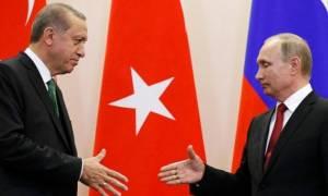 Ρωσία και Τουρκία συνάπτουν ιστορική συμφωνία για τη δημιουργία ζώνης ελεύθερου εμπορίου