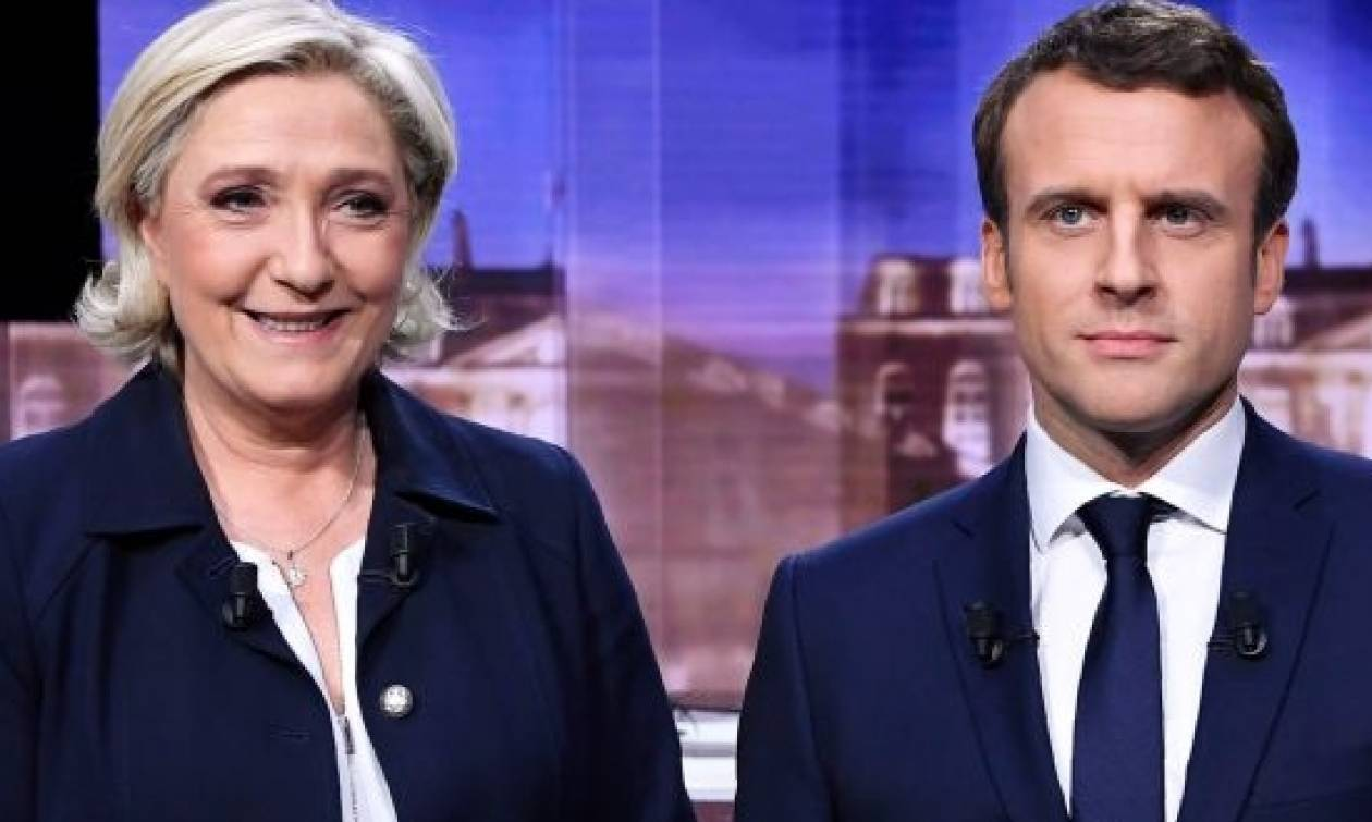 Προεδρικές εκλογές Γαλλία: Μεγαλώνει η διαφορά Μακρόν - Λεπέν σε νέα δημοσκόπηση