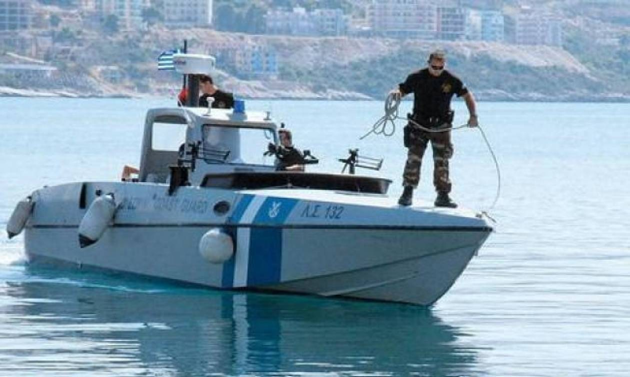 Μυτιλήνη: Σκάφος της Frontex εντόπισε και περισυνέλεξε έξι πρόσφυγες στην περιοχή της Μεγίστης