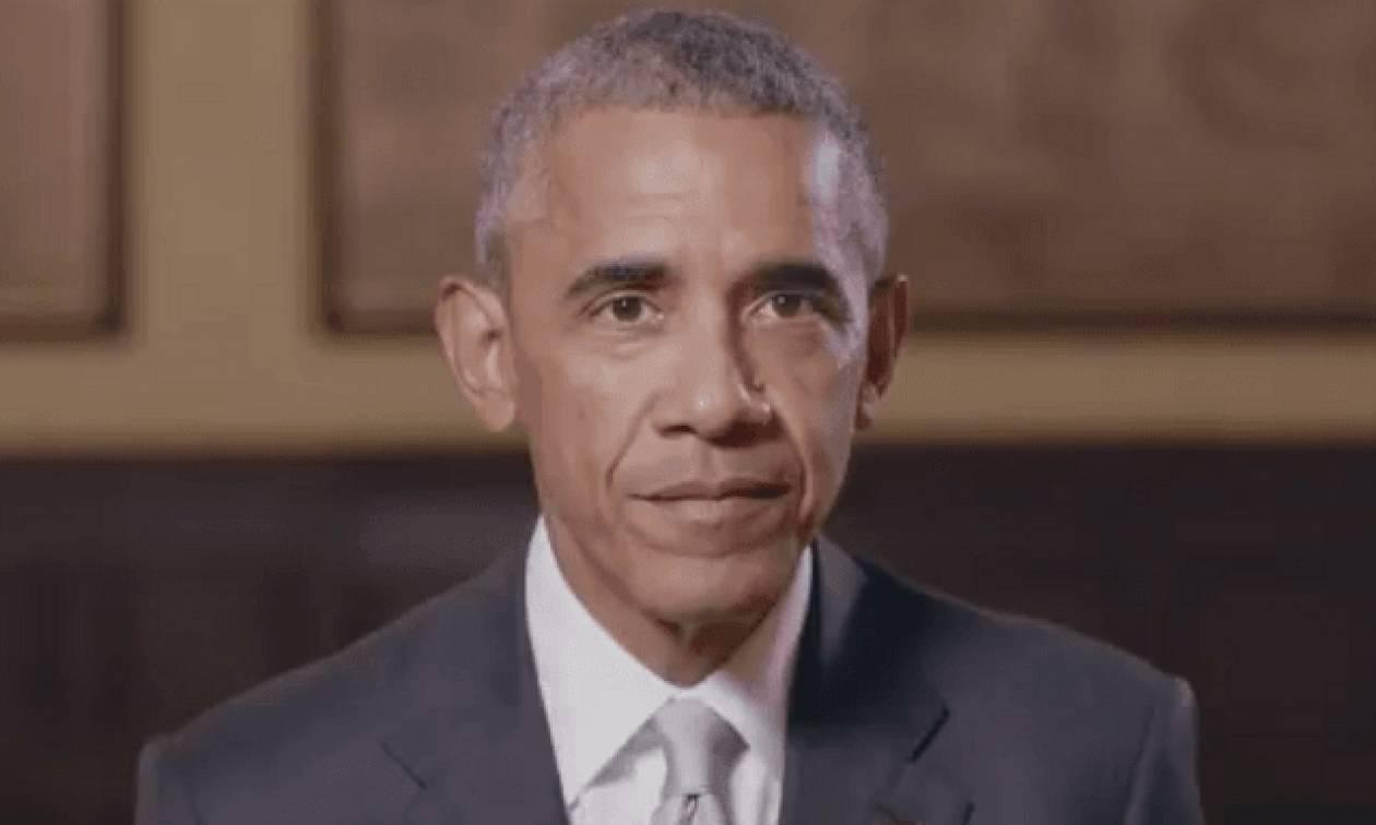 Προεδρικές εκλογές Γαλλία: Στο πλευρό του Μακρόν και ο Ομπάμα (vid)
