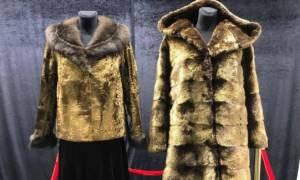Καστοριά: Γούνα «εμποτισμένη» με… χρυσό 24 καρατίων στην 42η Διεθνή Έκθεση