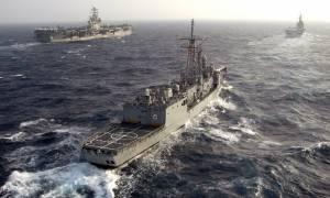 Πρόβα πολέμου: Οι Τούρκοι άνοιξαν πυρ σε Καστελόριζο και Κύπρο