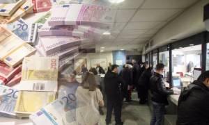 Κατά 1 δισ. ευρώ εκτινάχθηκαν οι ληξιπρόθεσμες οφειλές προς τα ασφαλιστικά ταμεία