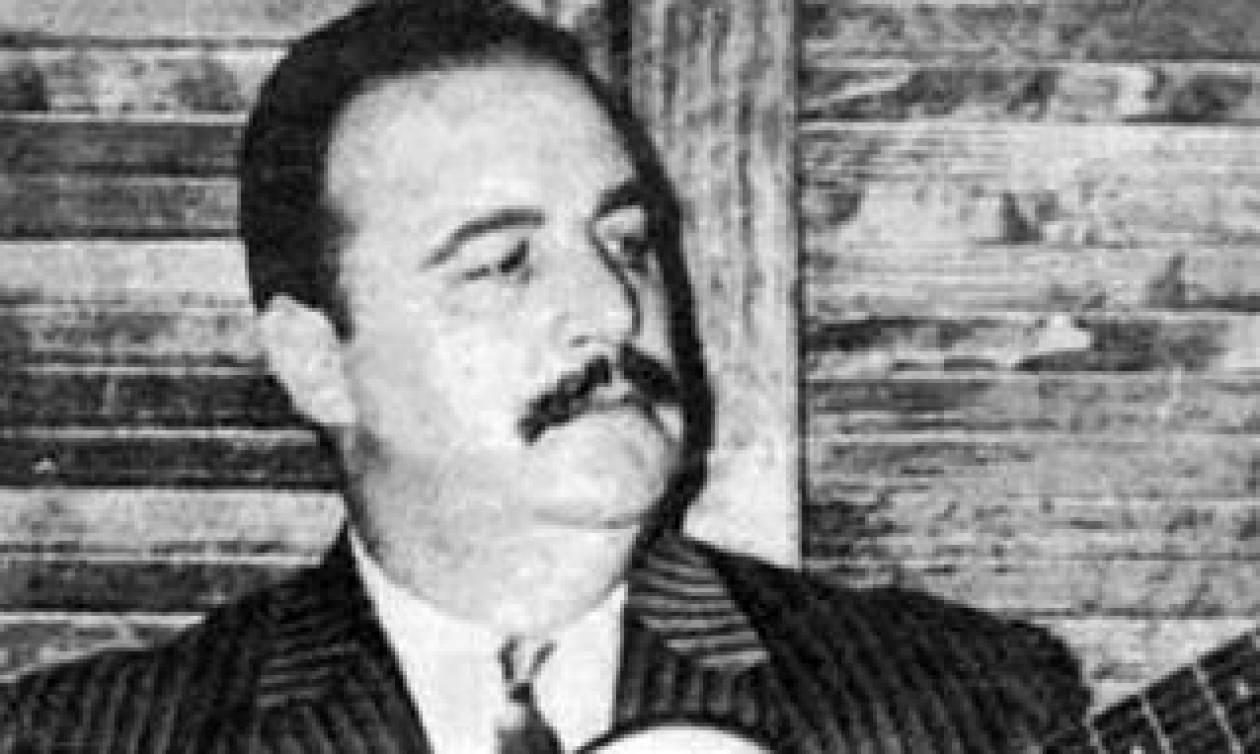 Σαν σήμερα το 1965 πεθαίνει ο τροβαδούρος του ελαφρού τραγουδιού Νίκος Γούναρης